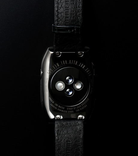 SQUAIR(スクエア)のTHE WATCH 38mm-BLACK(ガジェット/gadgets)-thewatch-38-13 詳細画像9