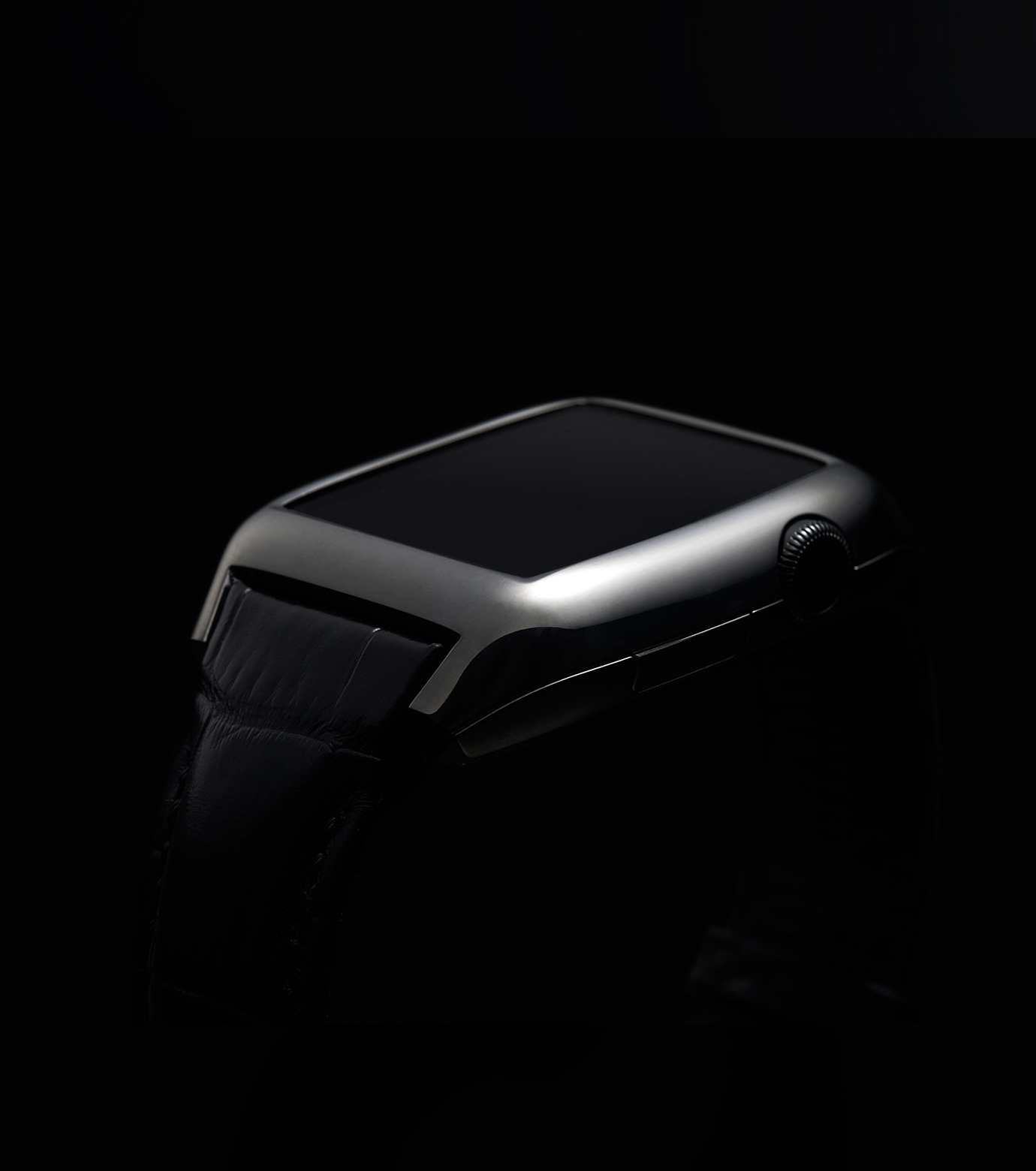 SQUAIR(スクエア)のTHE WATCH 38mm-BLACK(ガジェット/gadgets)-thewatch-38-13 拡大詳細画像4