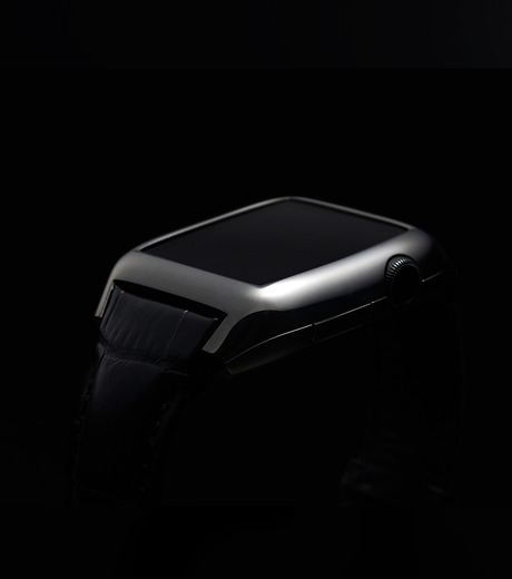 SQUAIR(スクエア)のTHE WATCH 38mm-BLACK(ガジェット/gadgets)-thewatch-38-13 詳細画像4