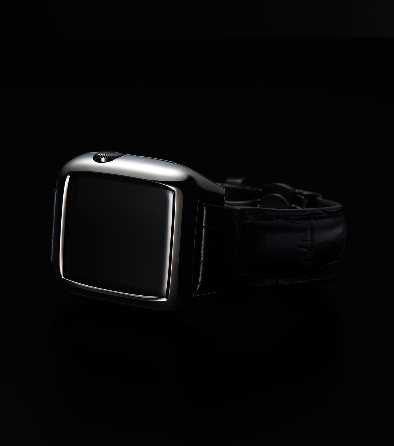 SQUAIR(スクエア)のTHE WATCH 38mm-BLACK(ガジェット/gadgets)-thewatch-38-13 拡大詳細画像6