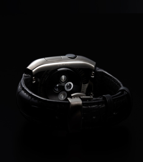 SQUAIR(スクエア)のTHE WATCH 38mm-BLACK(ガジェット/gadgets)-thewatch-38-13 詳細画像7