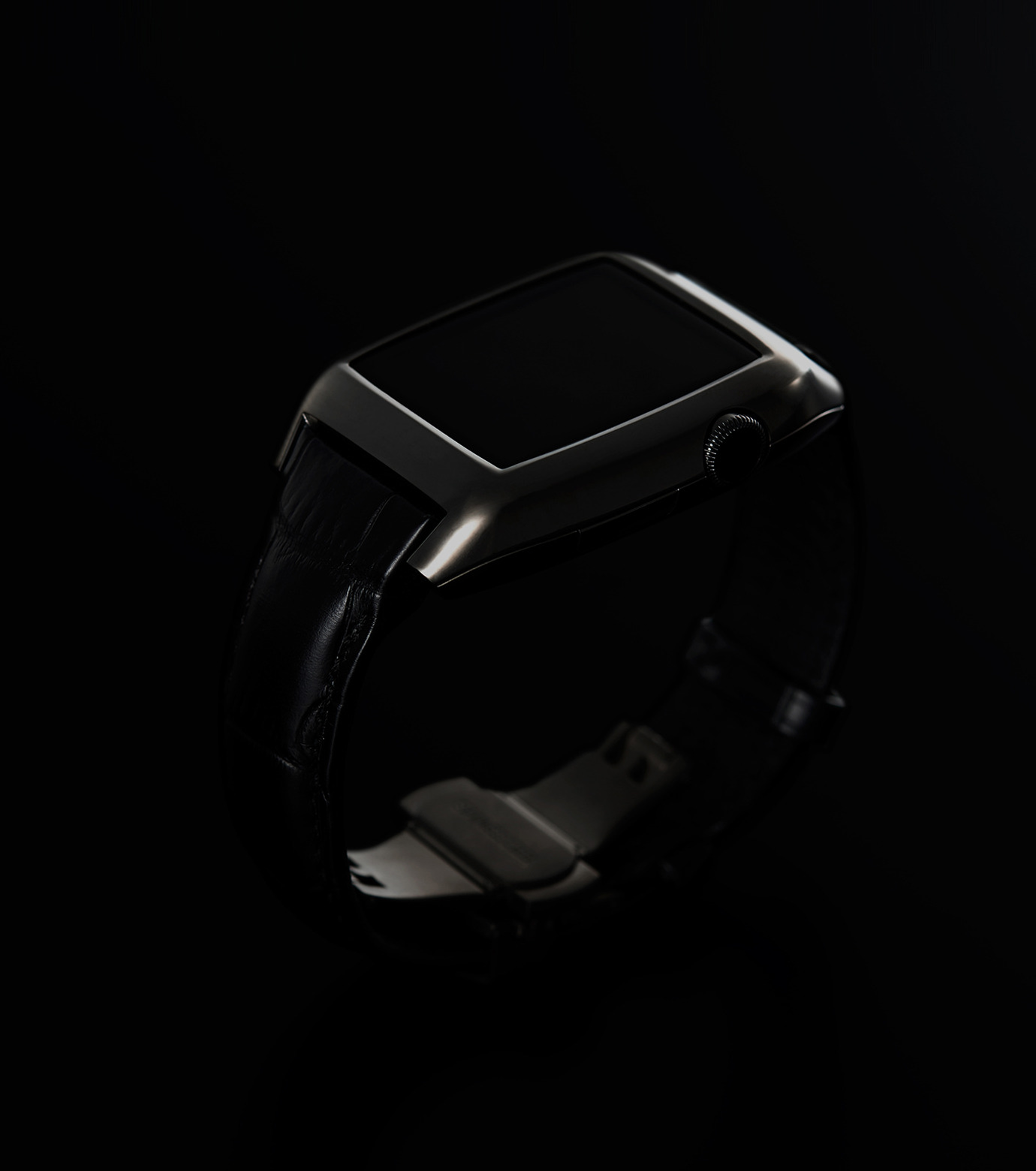 SQUAIR(スクエア)のTHE WATCH 42mm-BLACK(ガジェット/gadgets)-thewatch-42-13 拡大詳細画像4