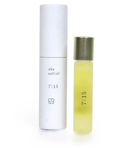 uka(ウカ)のnail oil 7:15-LIGHT YELLOW(BATH-BODY/BATH / BODY)-uka715 詳細画像1