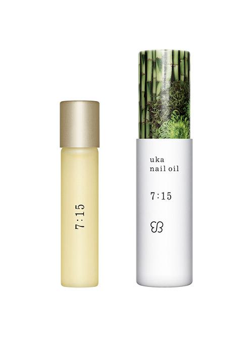 uka(ウカ) nail oil 7:15