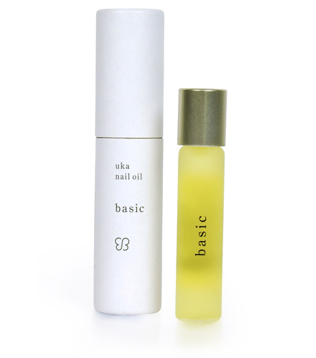 uka(ウカ)のnail oil basic-YELLOW(BATH-BODY/BATH / BODY)-ukabasic 詳細画像1