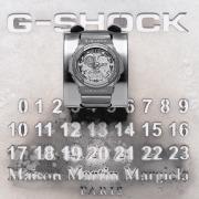G-SHOCK by メゾン・マルタン・マルジェラ