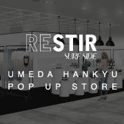 UMEDA HANKYU POP UP STORE