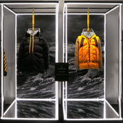 MONCLER × OFF-WHITE Pop Up Store