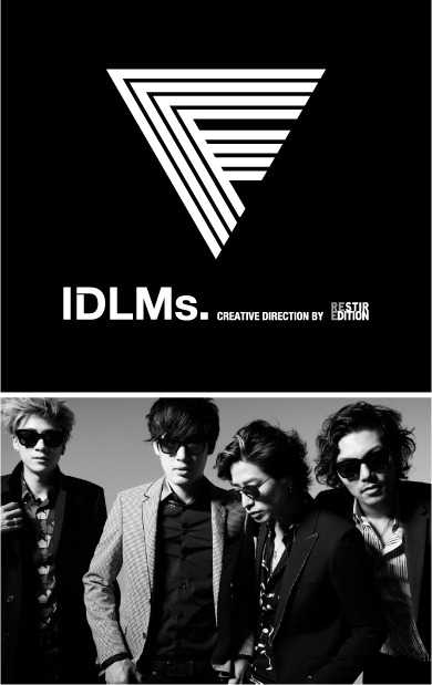 RESTIR × IDLMs.